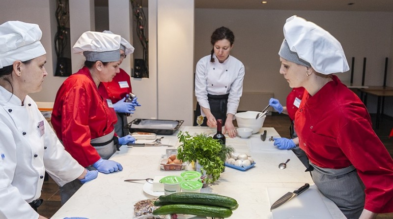 Master Chef Tour