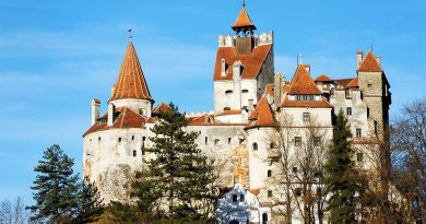 The Mystery of Transylvania